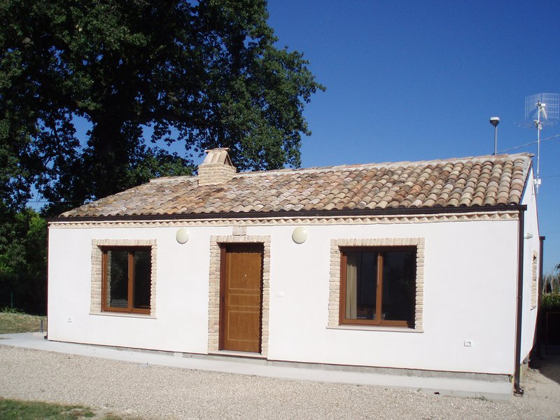 Holiday house at Contrada Lazzaretto, Ortona Foro, Abruzzo, Italy, vacation rental in Ortona