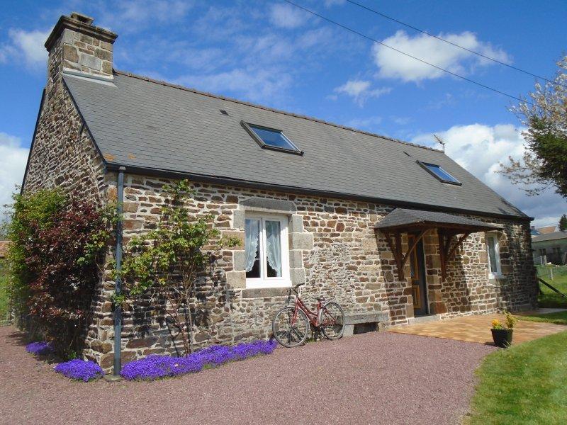 Bienvenue à la bergerie de Mireille, location de vacances à La Chapelle-Urée