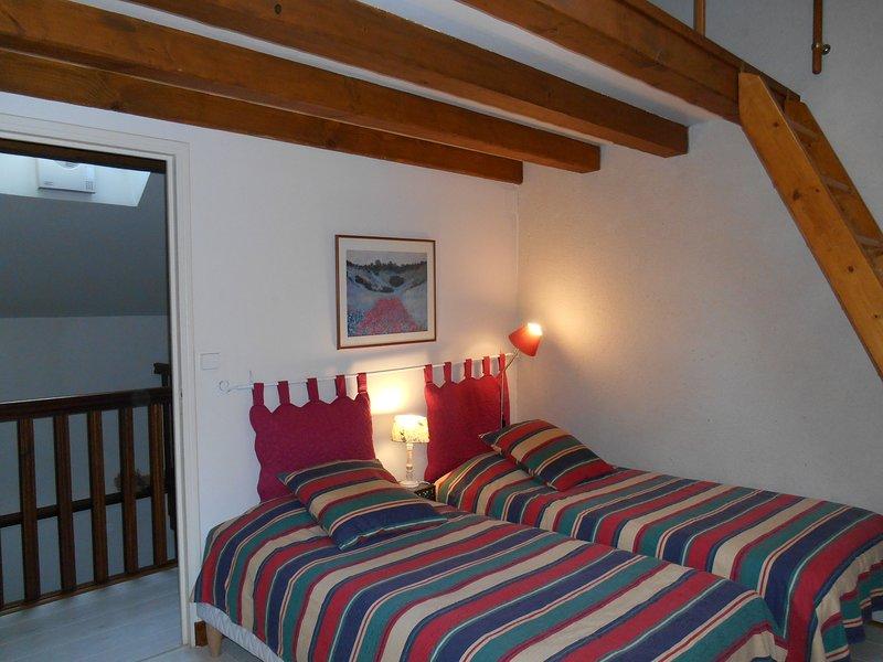 Zimmer mit Mezzanine