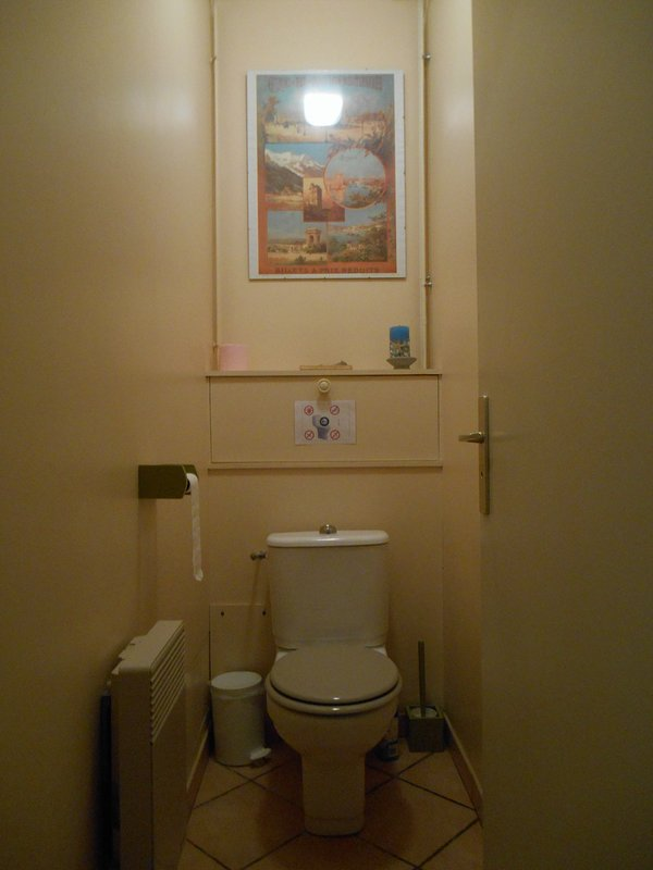 unabhängige Toiletten