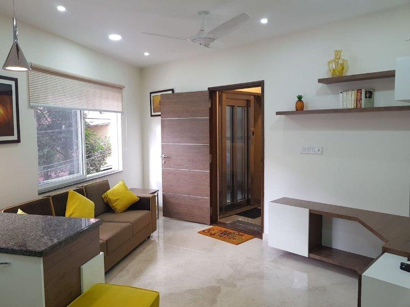 Yellow Paradies, holiday rental in Nelamangala