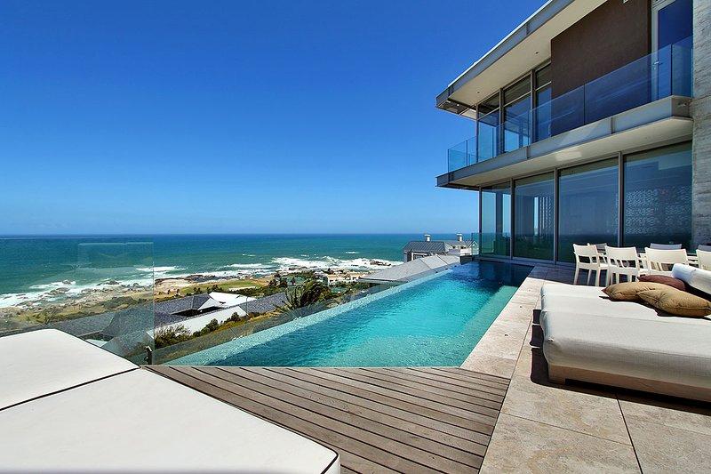 Clifton Luxus Villa, location de vacances à Camps Bay