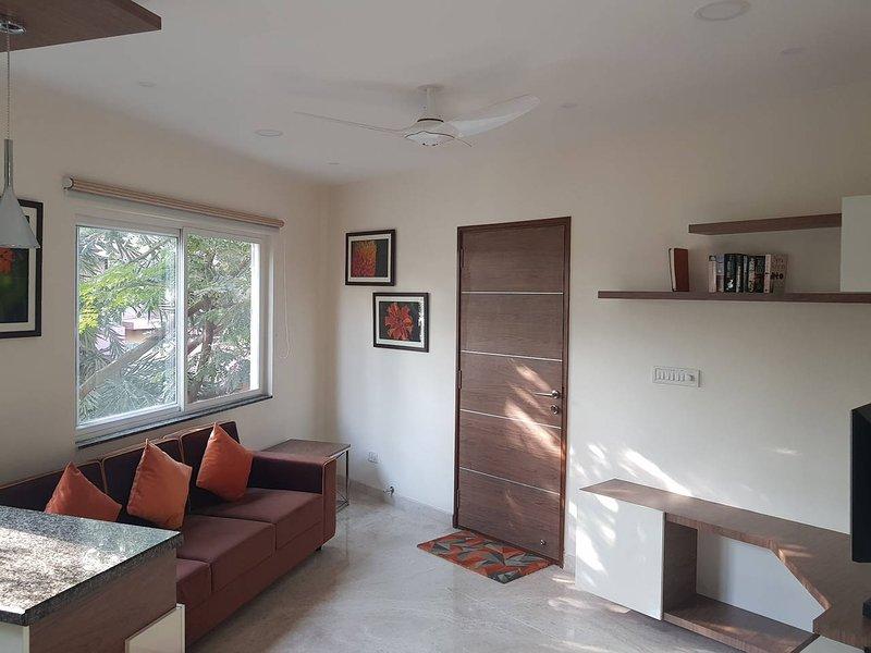 Orange Paradies, holiday rental in Nelamangala