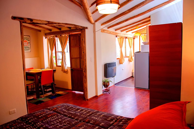 Penthouse - 3 blocks from the Main Plaza, Ferienwohnung in Cusco