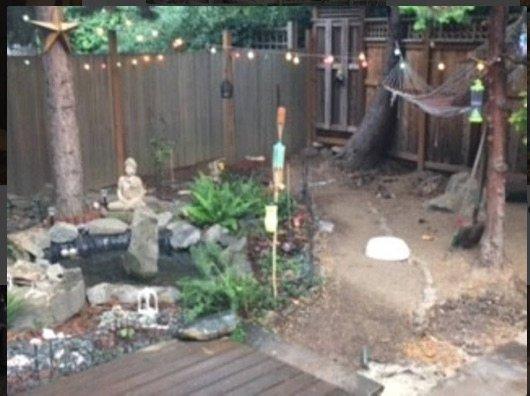Jardín de piedras