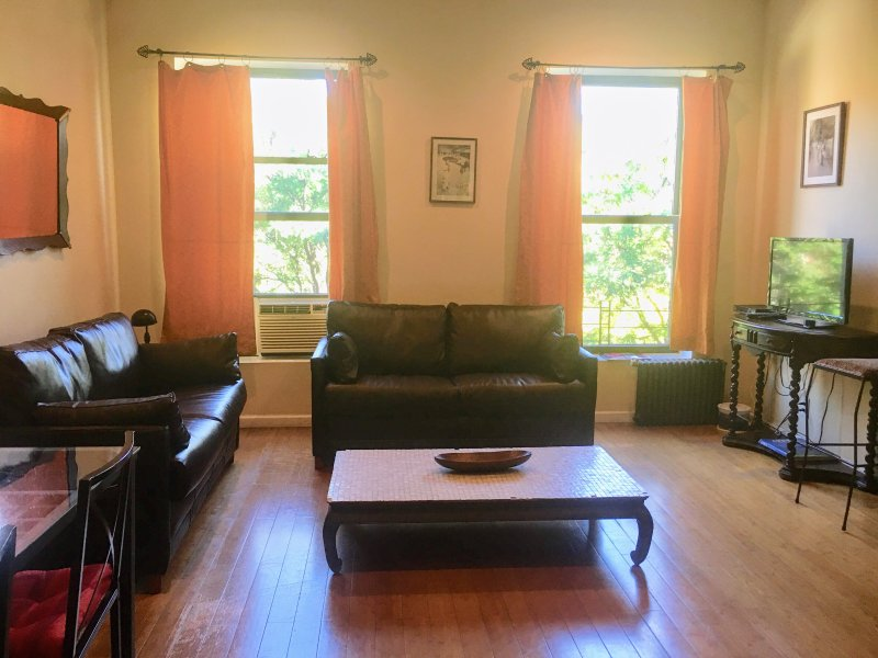 2-Bedroom Private Apt, Historic Harlem Brownstone, holiday rental in New York City