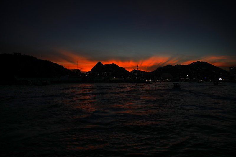 another breathtaking Cabo sunset