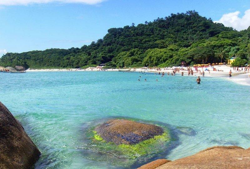 Isla de Campeche.