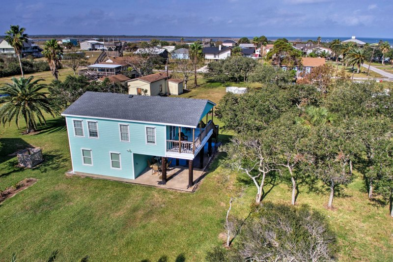 Découvrez votre refuge Port O'Connor « Étoile de mer, » une location de vacances animée!