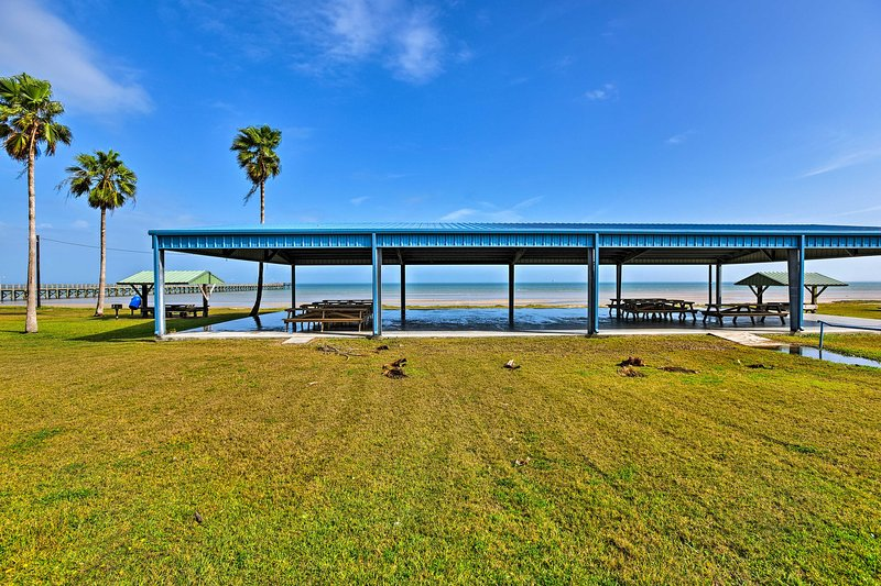 Find your own Gulf Coast paradise at this Port O'Connor home.
