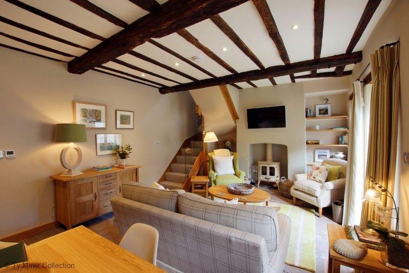 The Bothy, casa vacanza a Pengenffordd