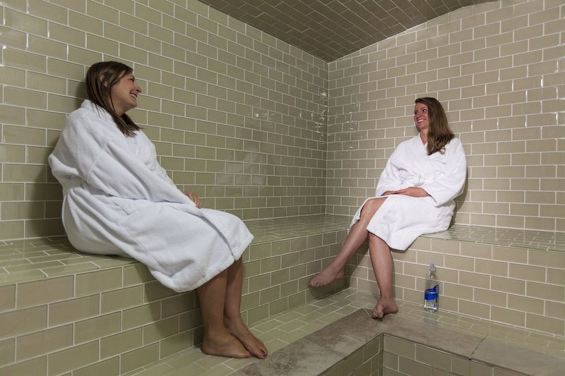 Sauna room  in nearby sister resort for your use