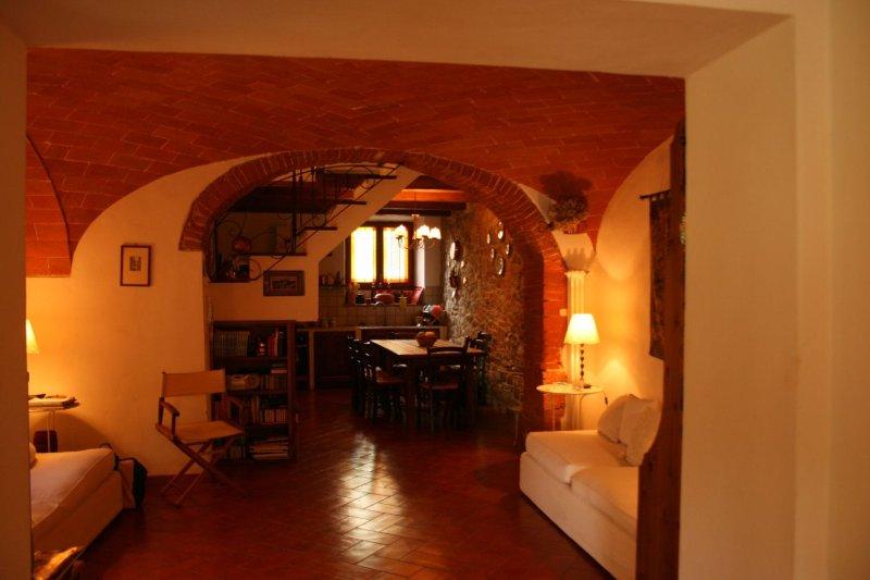 CASA ROSADA, location de vacances à Lucignano