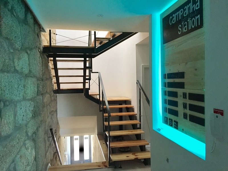 Campanha Boutique Station, holiday rental in Avintes
