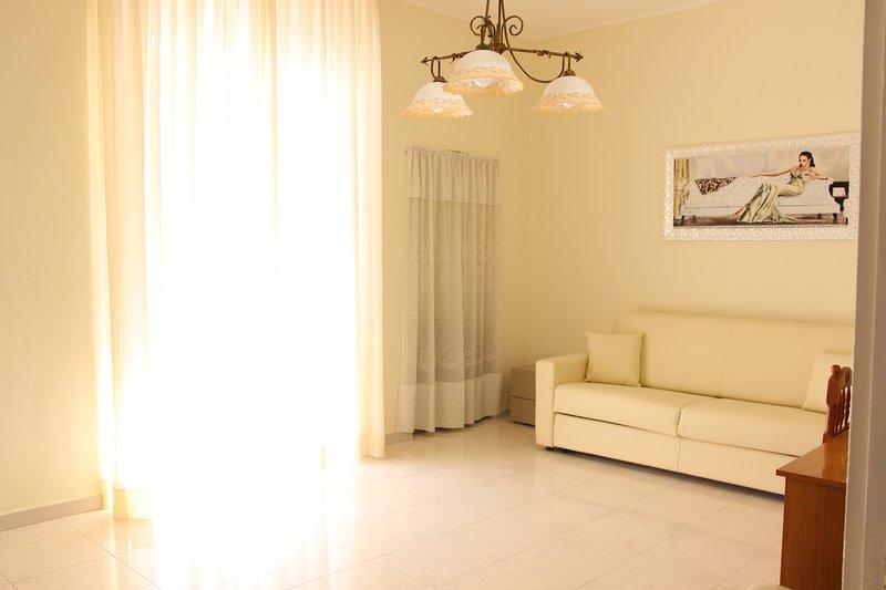 Magnificent avkopplande och bekväm lägenhet för familjer på 4 personer eller vänner.