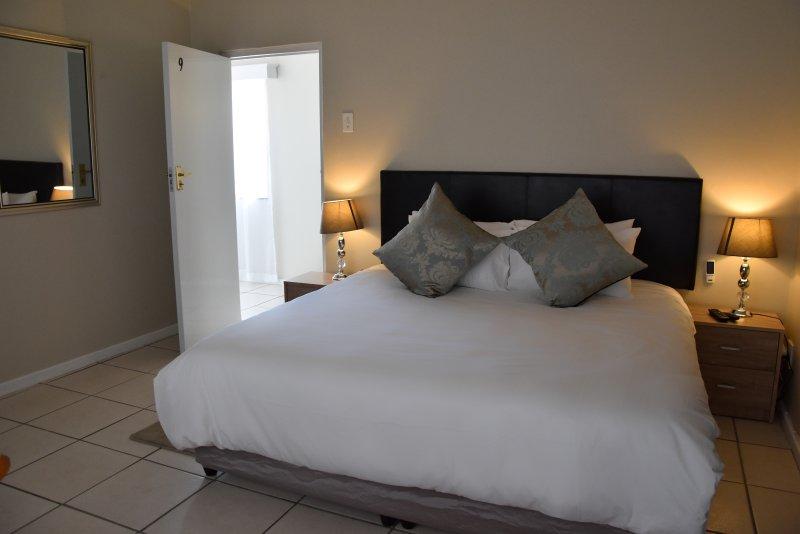 Doble o Twin Deluxe room.the cama King Size se puede dividir en dos sencillos