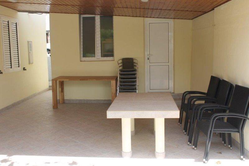 Terraza, Superficie: 45 m²