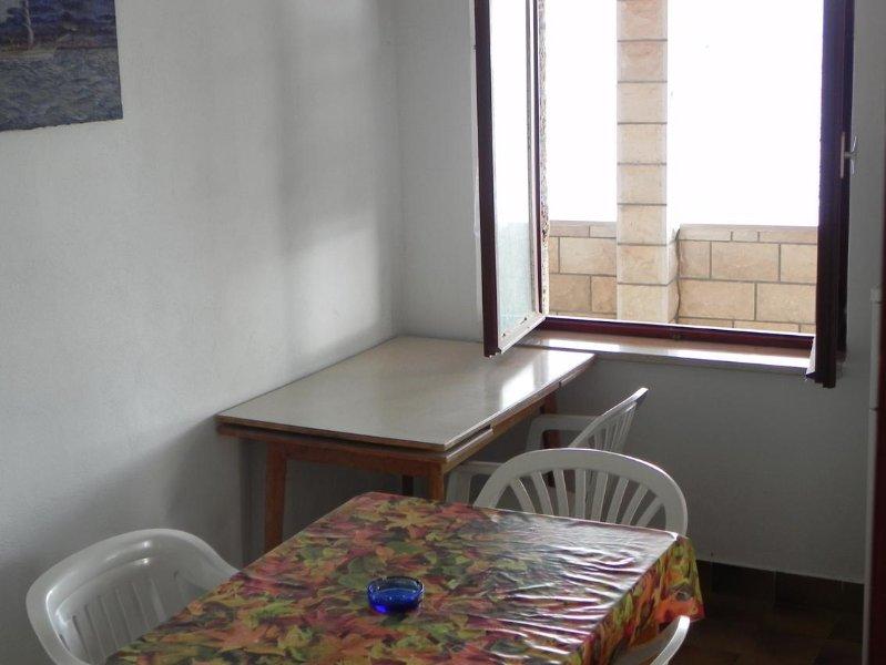 Salle à manger, Surface: 4 m²
