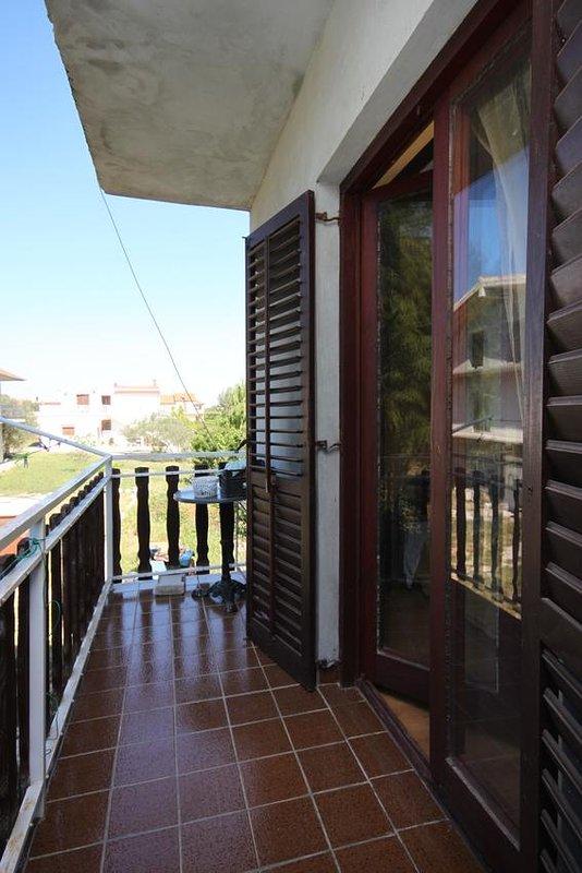 Balkon, Oberfläche: 15 m²