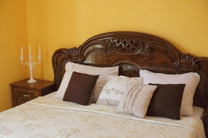 Schlafzimmer 1, Oberfläche: 13 m²