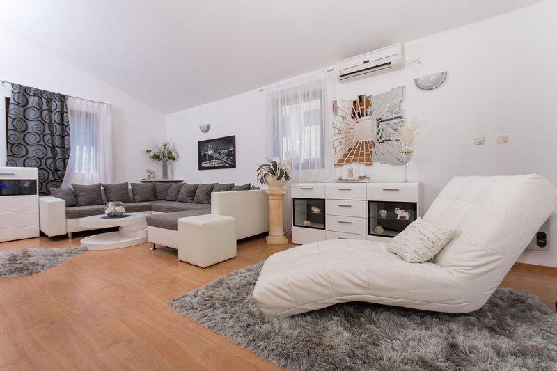 Sala de estar, de superfície: 25 m²