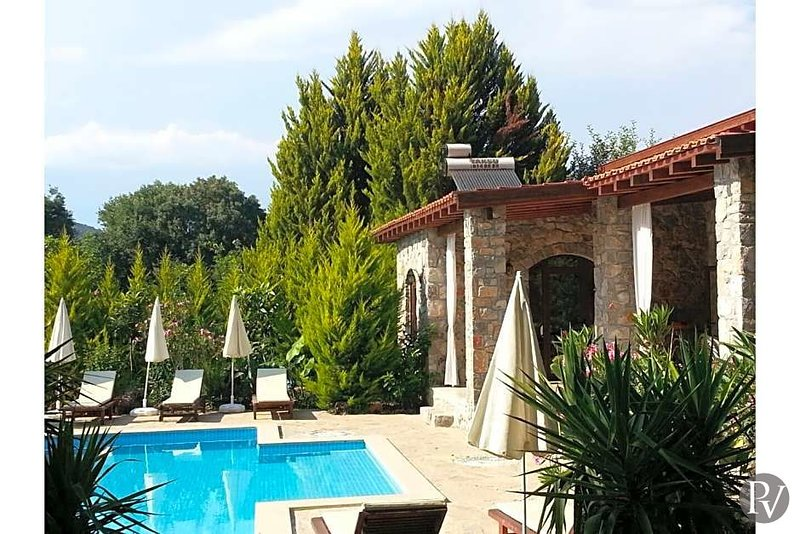 Kayakoy Villa Sleeps 5 with Pool - 5433538, casa vacanza a Kayaköy