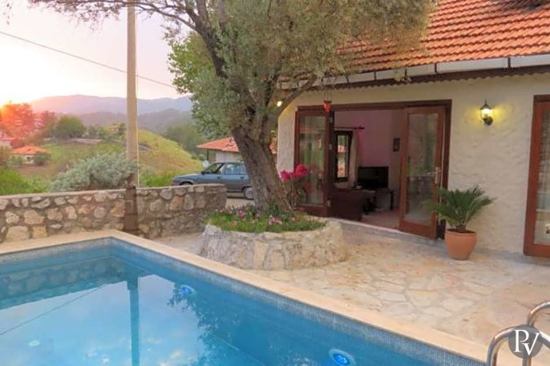 Hisaronu Villa Sleeps 6 with Pool and Air Con - 5433175, holiday rental in Icmeler
