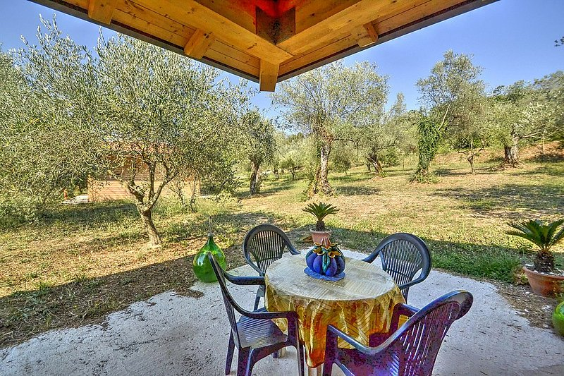 Villino Aracea B, holiday rental in Province of Caserta