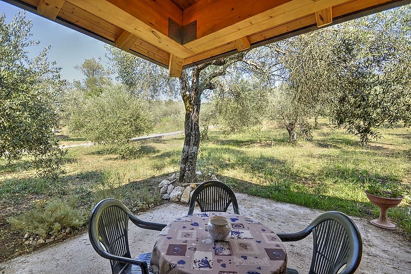 Villino Aracea A, holiday rental in Province of Caserta