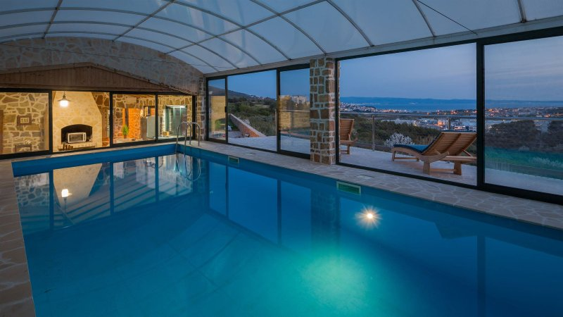 House DIVINO, holiday rental in Kucine