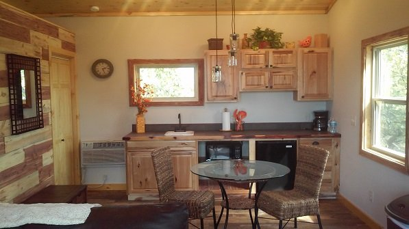 Gorgeous Treehouse w/Tree Line Panoramic Lake View, vacation rental in Canadian