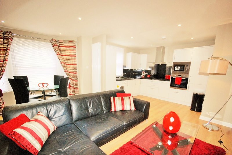 EPI - 2 Bed Belgrave Mansions, Belgrave Terrace, holiday rental in Balmedie