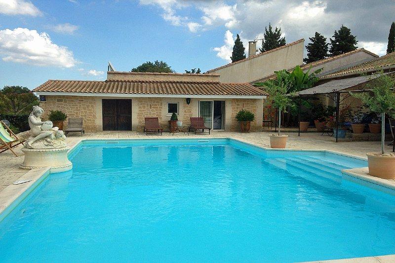 JDV - Maison Aziza, holiday rental in Lignan-sur-Orb
