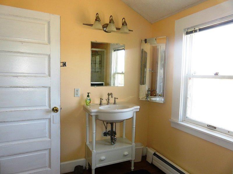 Bathroom at Shipwright's Cottage