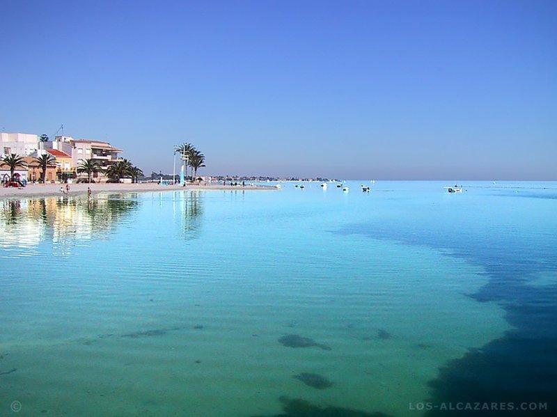 Los Alcázares - Family Beach Retreat - Apartment, casa vacanza a Los Alcazares