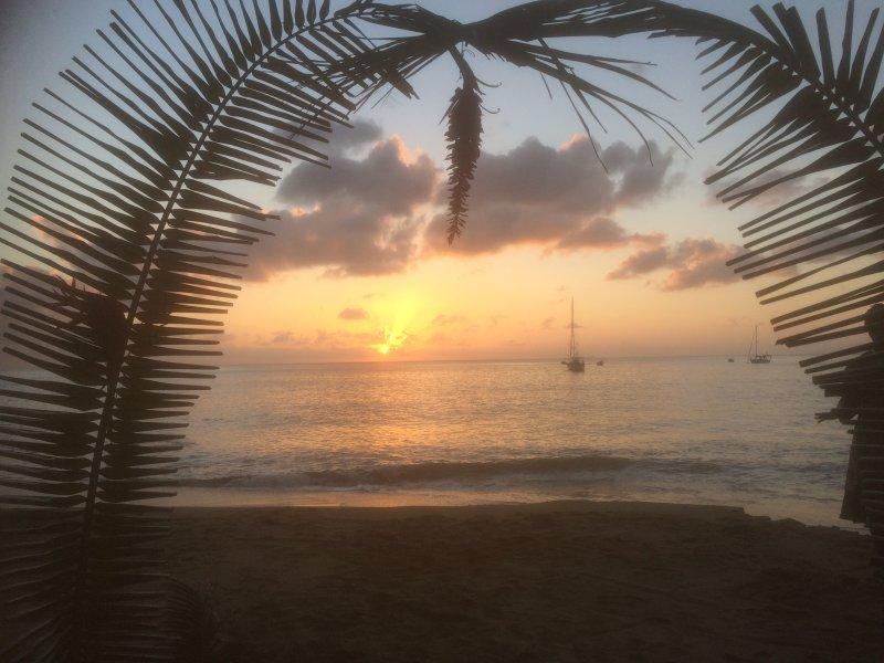 Otra hermosa puesta de sol.