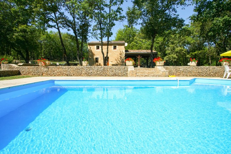 Les Fargues Villa Sleeps 2 with Pool - 5049662, casa vacanza a Sainte-Alvere