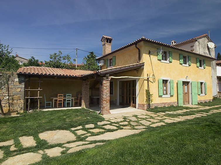 Villa Merlin, holiday rental in Crni Kal