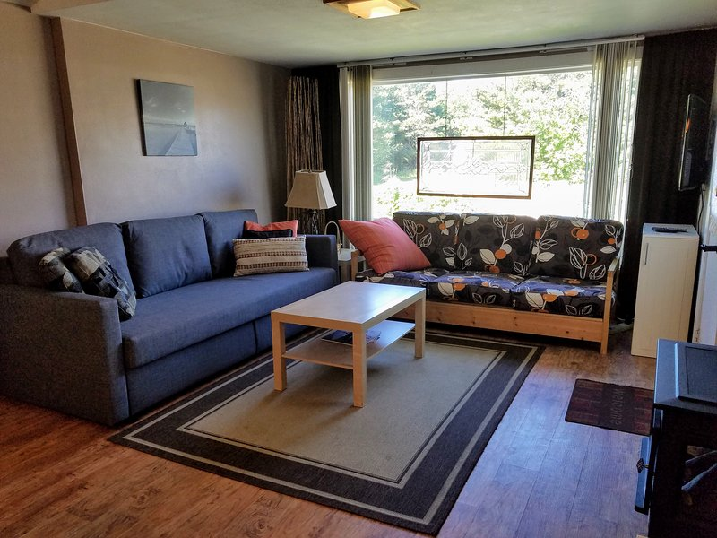 sala de estar w futón sacar