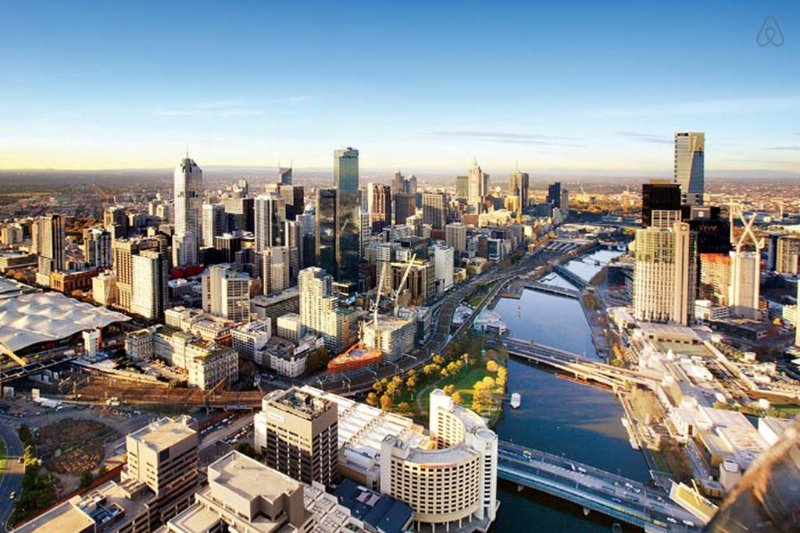 Melbourne. Toujours les mondes de la ville la plus vivable.