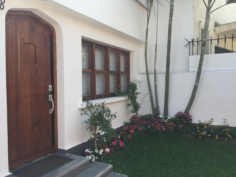 Principal Door for the House
