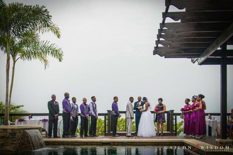 privat bröllop