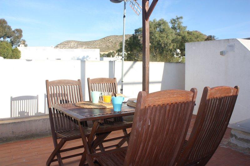 Casa Sargantana, vacation rental in Agua Amarga