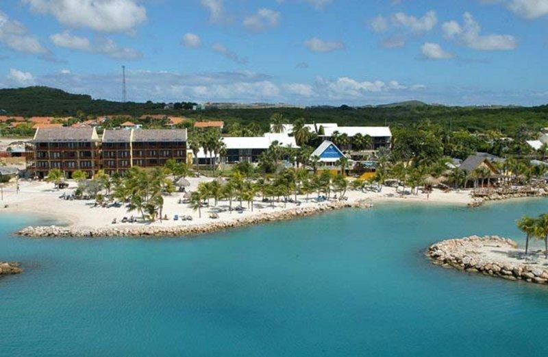 Next door: Lions Dive Beach Hotel