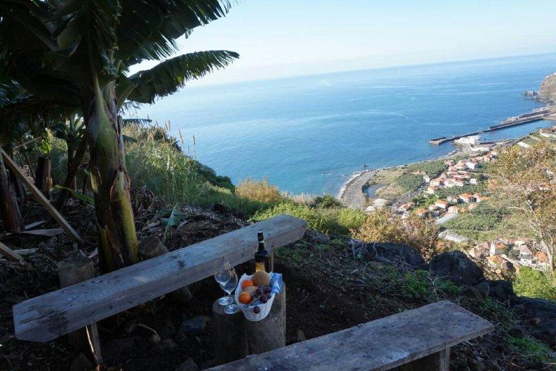 Tabua House in Madeira, holiday rental in Ribeira Brava
