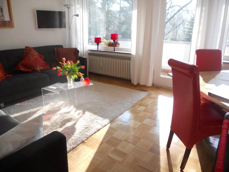Ferienwohnung 'Morgenrot', vacation rental in Hennef