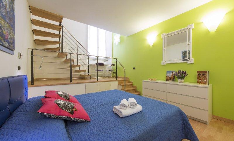 Bedroom (lower level)