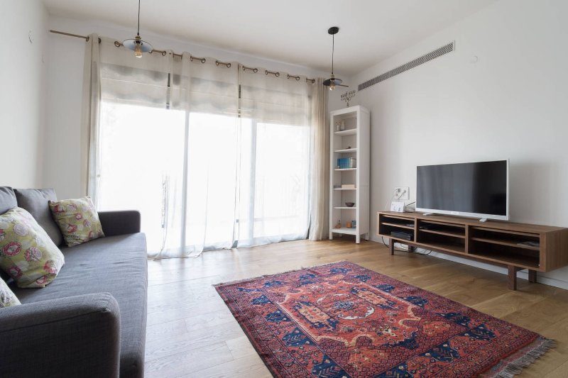New apartment in the heart of Jerusalem, aluguéis de temporada em Kokhav Ya'akov