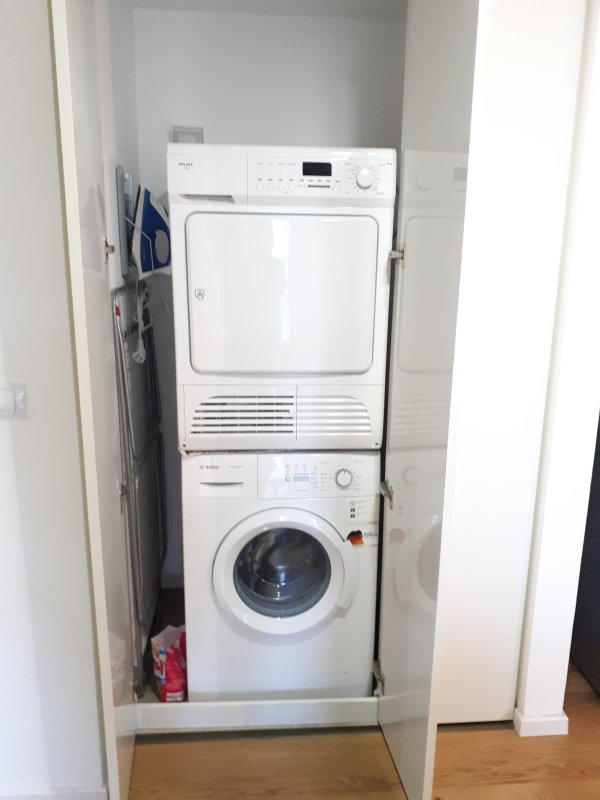 Washing / Dryer machines