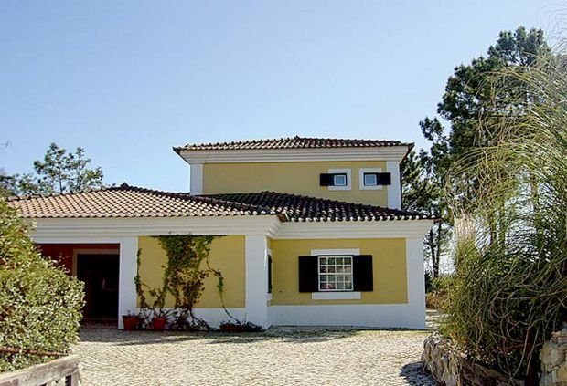 Quinta do Chaparro Villa Sleeps 11 with Pool and WiFi - 5238968, holiday rental in Montijo